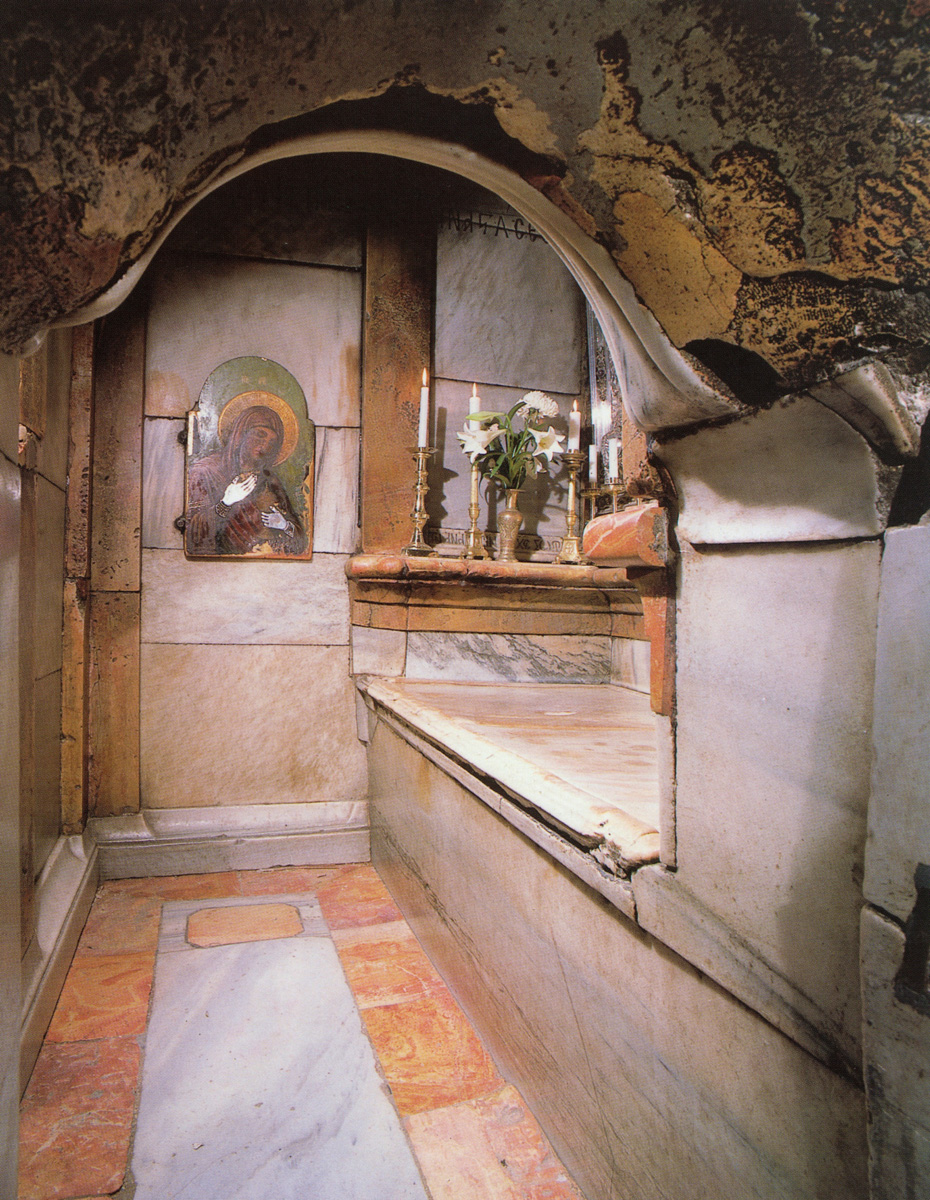 The Tomb Of Christ Archaeology Of A Church