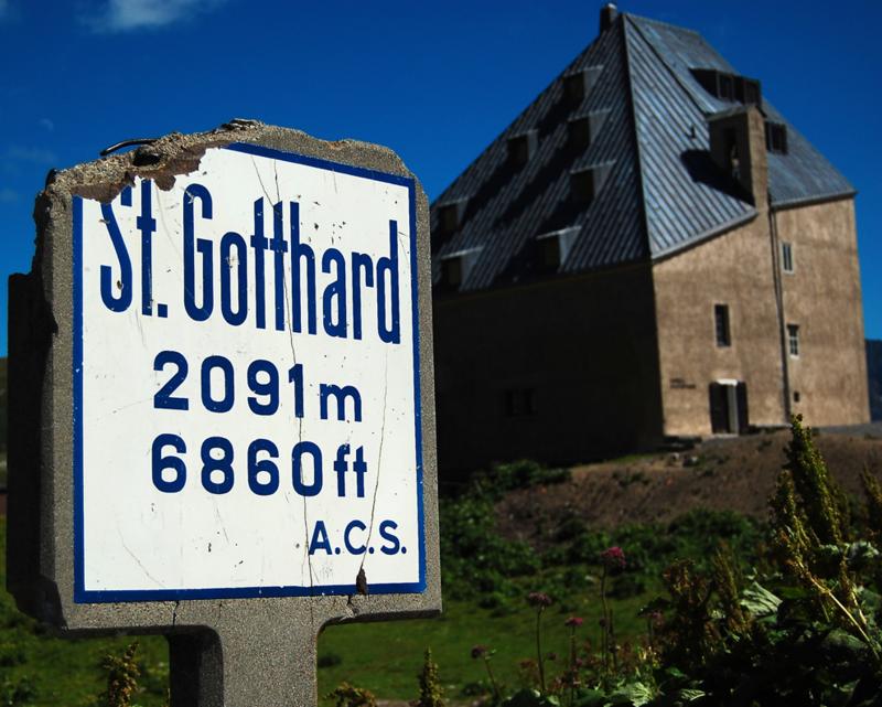 St Gotthard Hospiz st gotthard hospice the european heritage label ii
